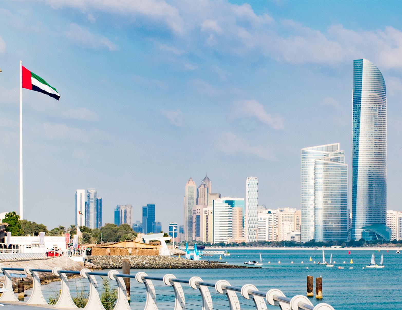 Abu Dhabi Banner Mobile