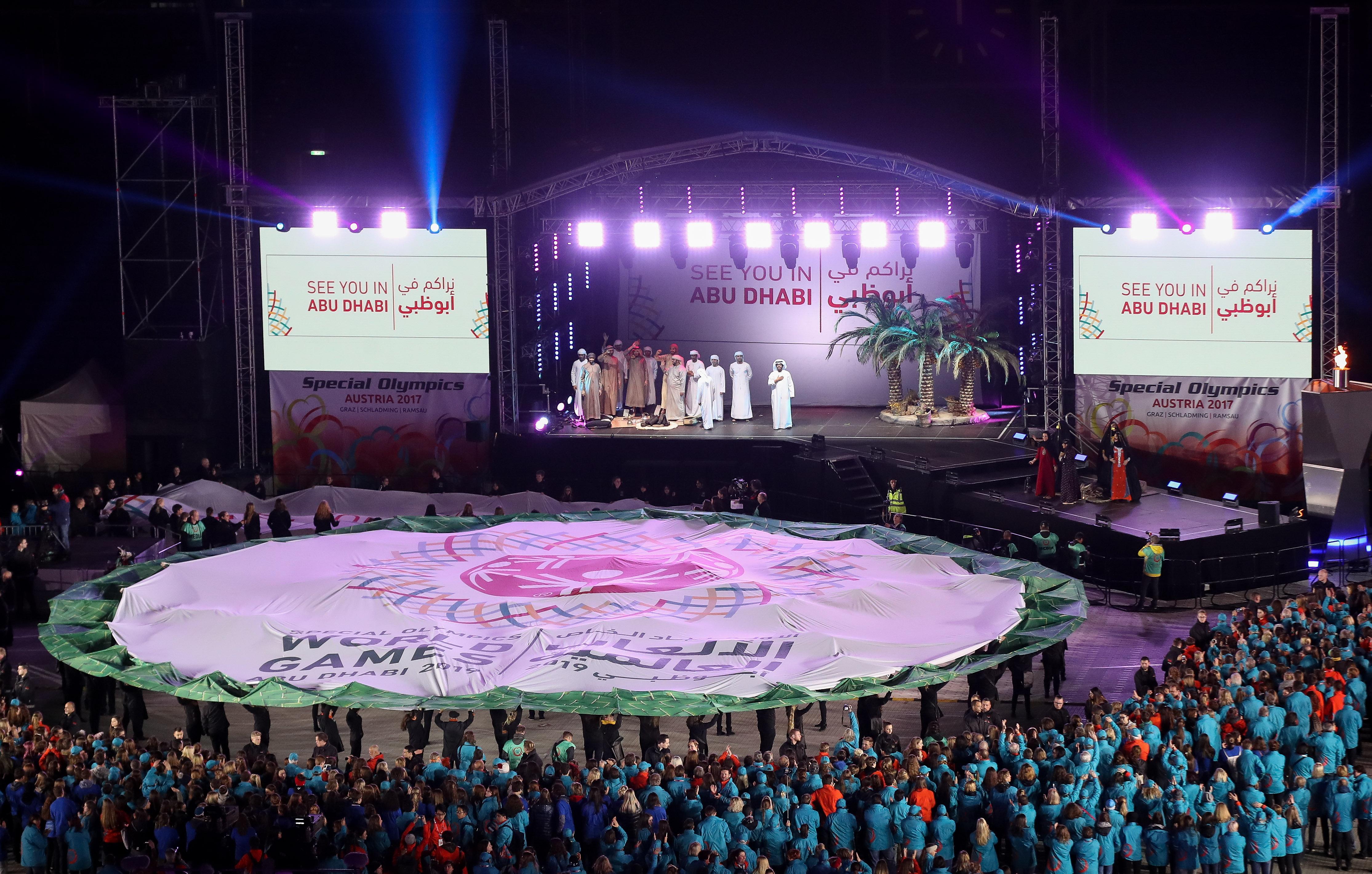 Austria 2017 Closing Ceremony