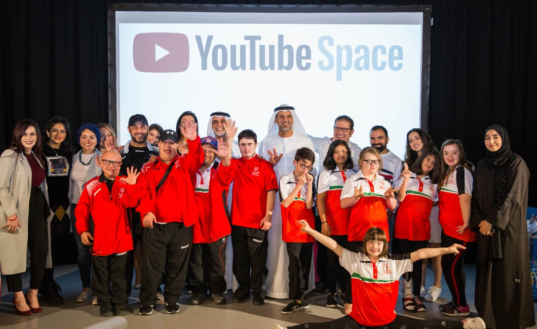YOUTUBE ADSPACE EVENT