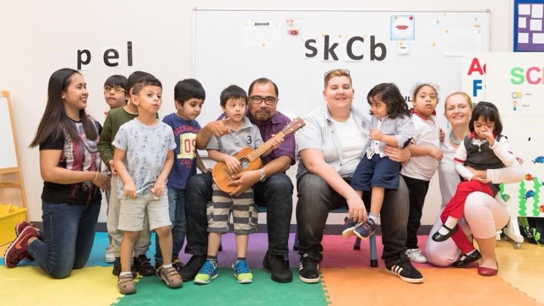 Abu Dhabi 2019 Families Program