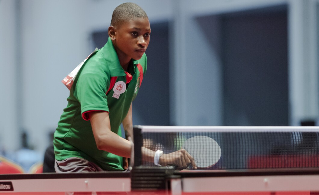 table tennis sports competition