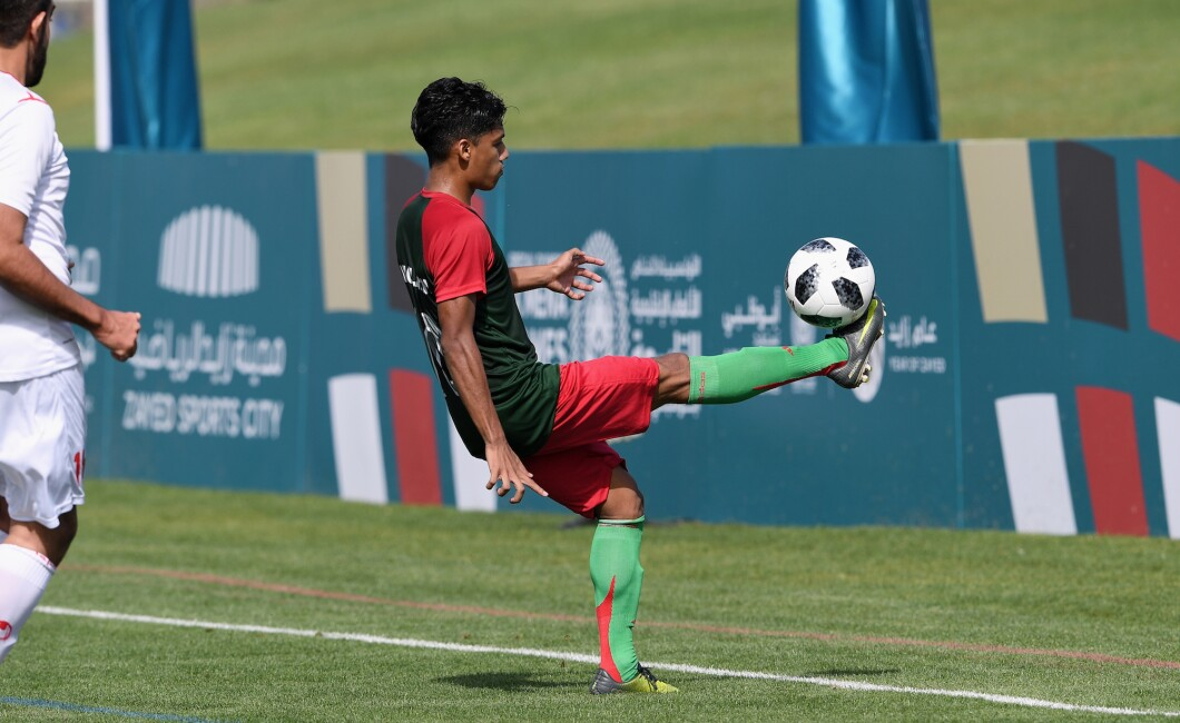 2018 Special Olympics Middle East North Africa (MENA) DAY 1