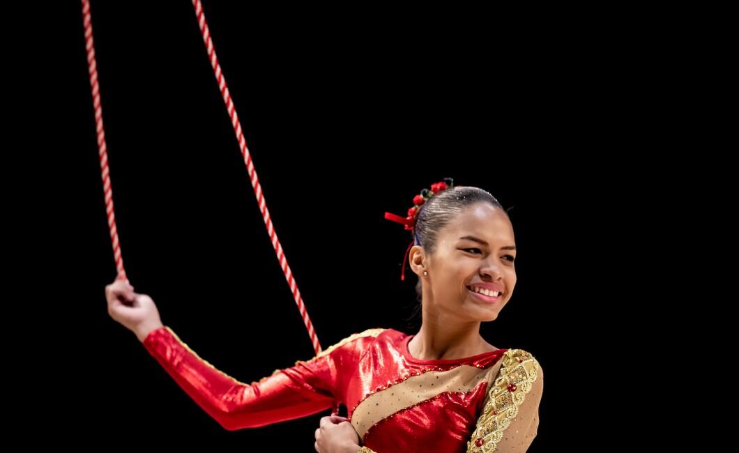 Rhythmic Gymnastics