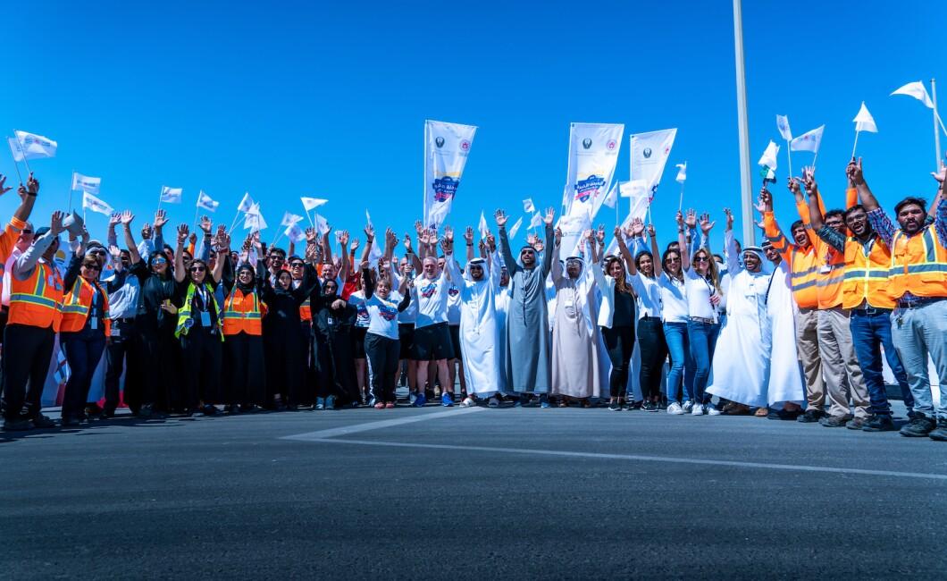 LETR UAE Final Leg Al Dafrah