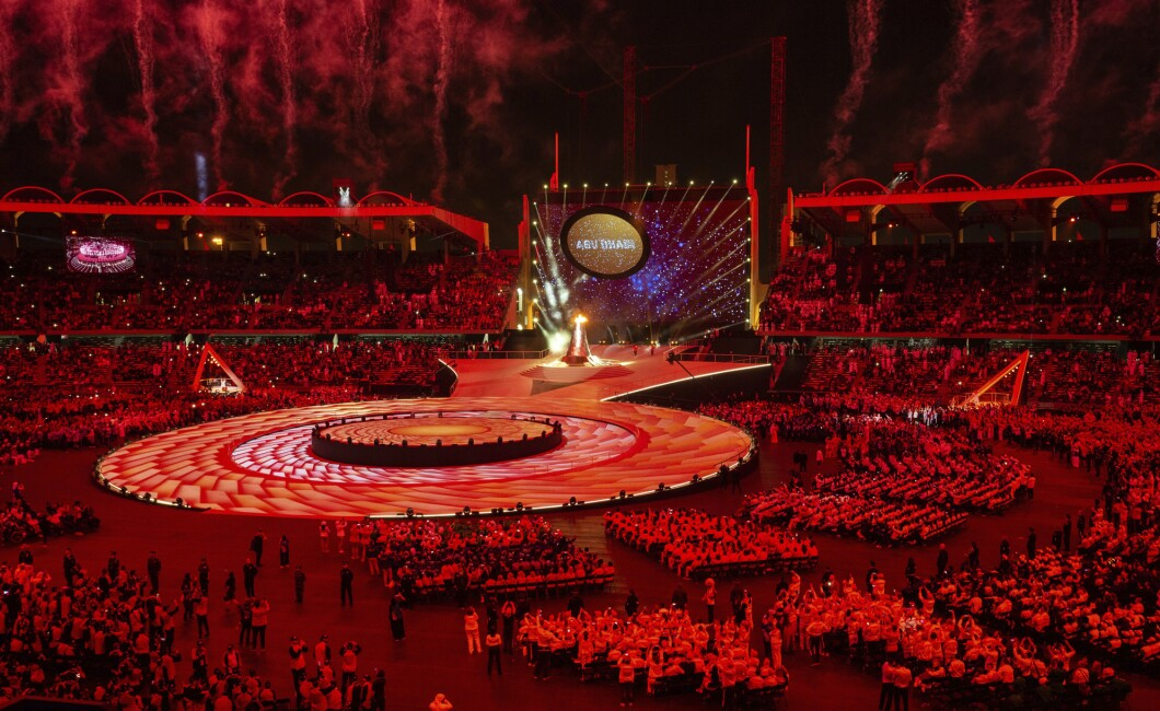 Special Olympics World Games Abu Dhabi 2019 Opening Ceremony