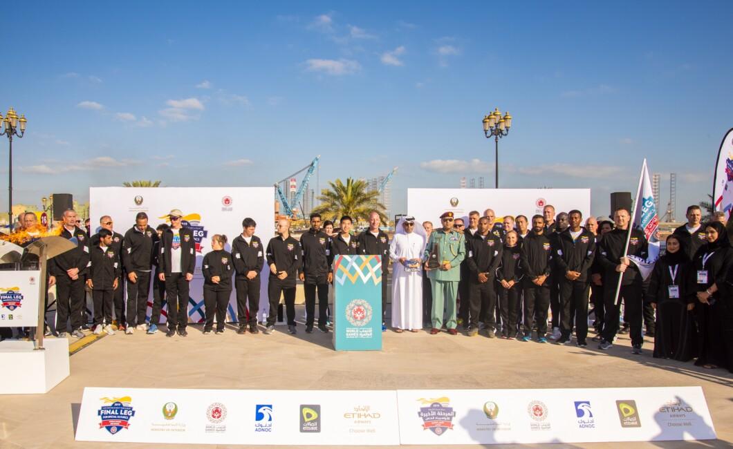LETR UAE Final Leg Sharjah - March 8, 2019