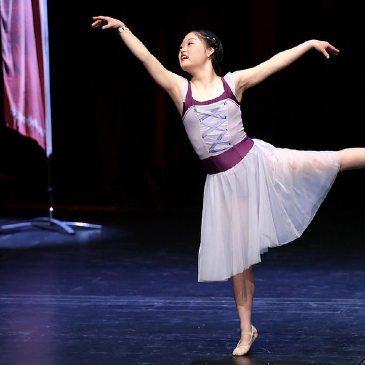 Special Olympics: Rhythmic Gymnastics |Special Olympics Dance