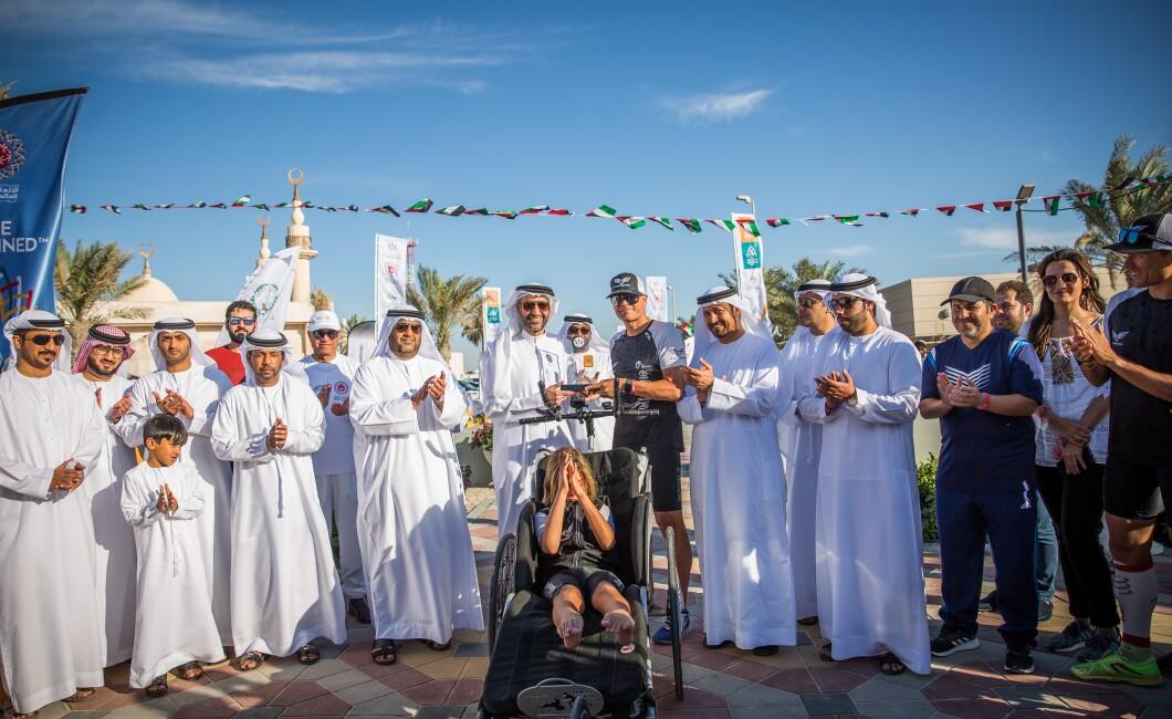 #TriWithRio Challenge Day 5 - Sharjah