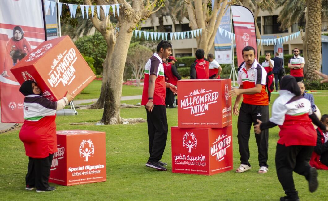 Fun Open Day at Danat Al Ain Resort