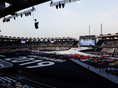 Closing Ceremony Special Olympics World Games Abu Dhabi 2019 Highlights