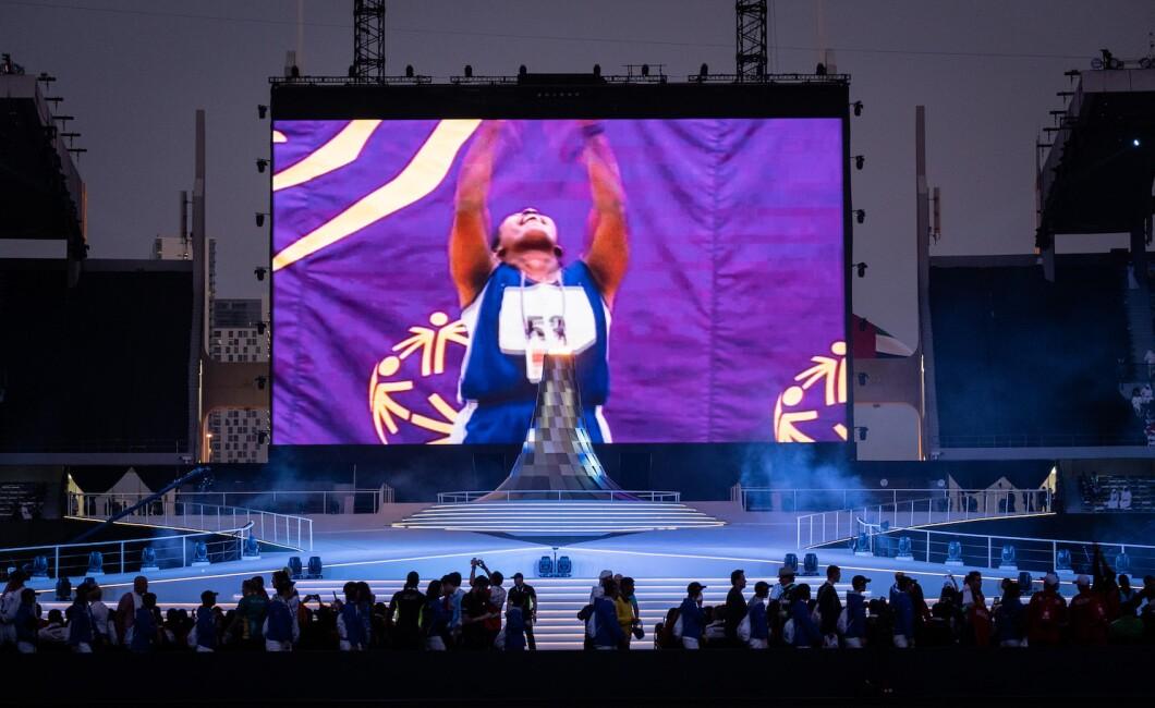 Closing Ceremony Special Olympics World Games Abu Dhabi 2019 Highlights