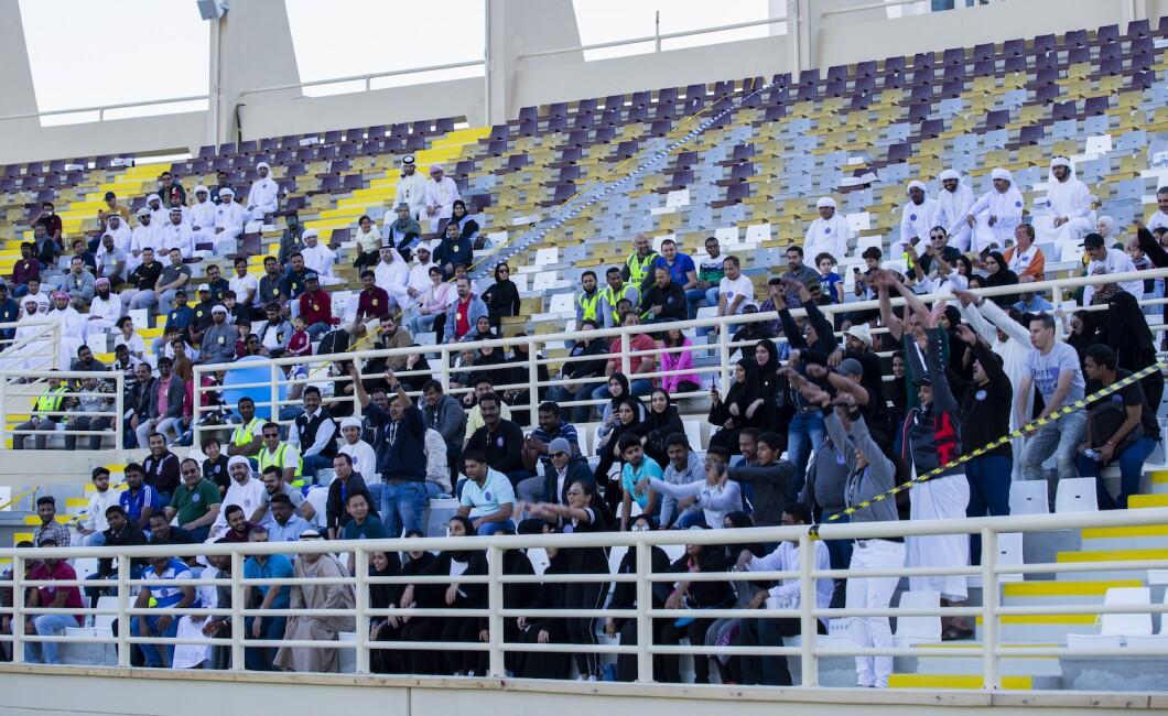 Volunteer Event Al Wahda