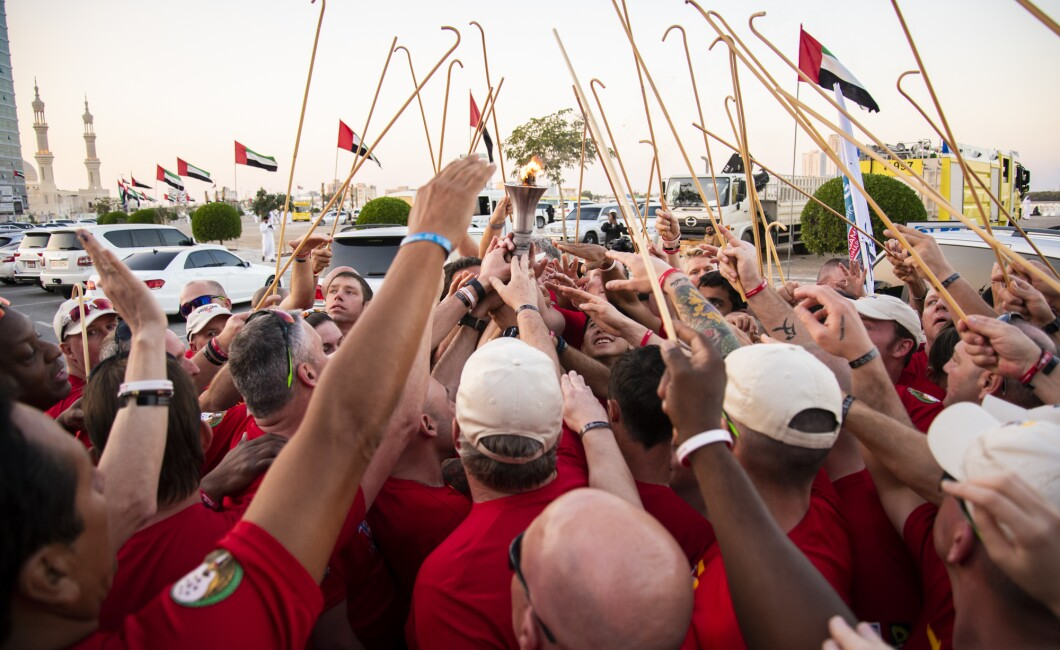 LETR UAE FINAL LEG RAS AL KHAIMAH