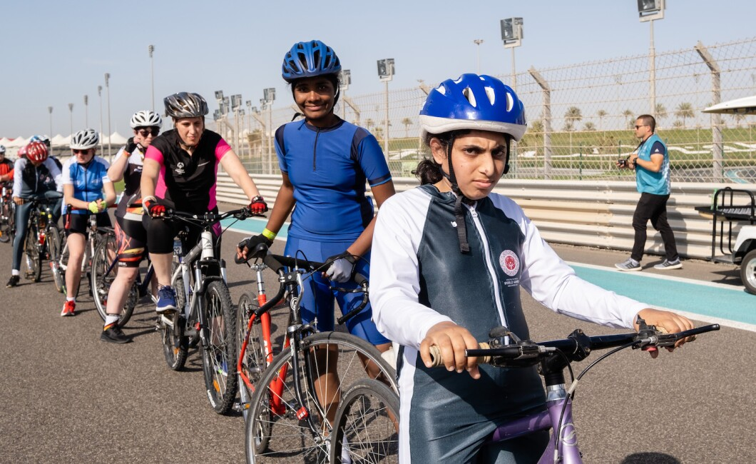 Cycling Sports Competition