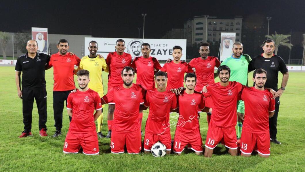 SO UAE Football Team