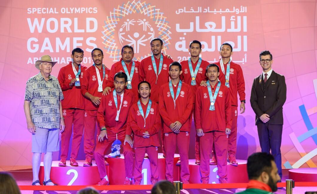 Handball Awarding Ceremonies
