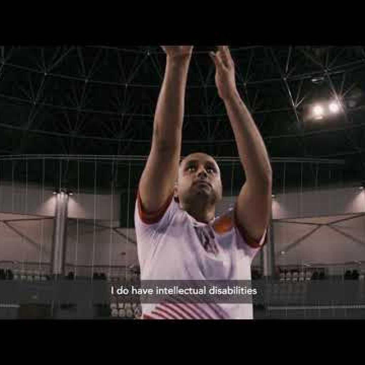 Watch Butti Al Sheezawi, Special Olympics Basketball