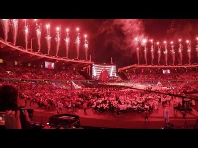 CLOSING CEREMONY HIGHLIGHTS – SPECIAL OLYMPICS WORLD GAMES ABU DHABI 2019