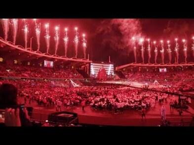 CLOSING CEREMONY HIGHLIGHTS – SPECIAL OLYMPICS WORLD GAMES ABU DHABI 2019