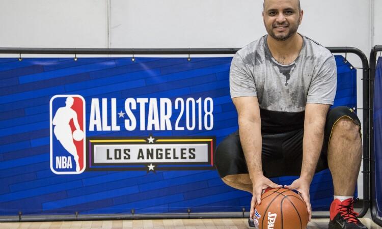 Butti NBA All Star Weekend
