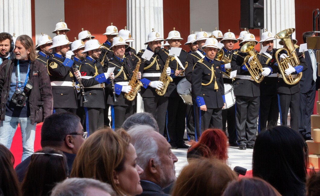 Lighting of the Torch and Torch Run - Athens