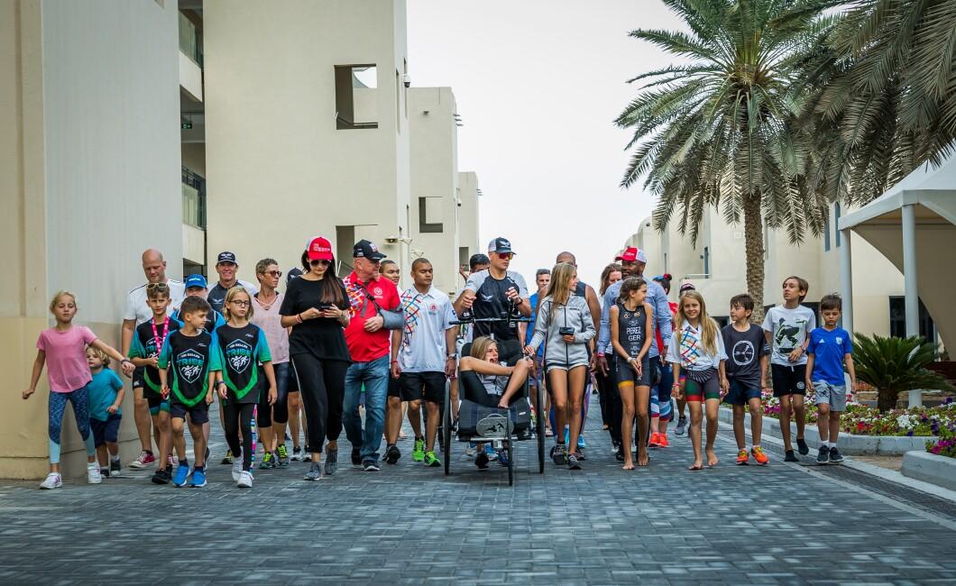 #TriWithRio Challenge Day 6 - Abu Dhabi