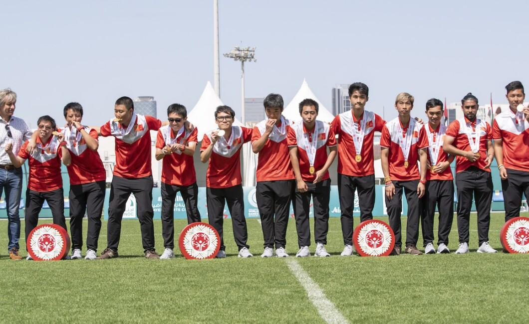 FOOTBALL AWARDING