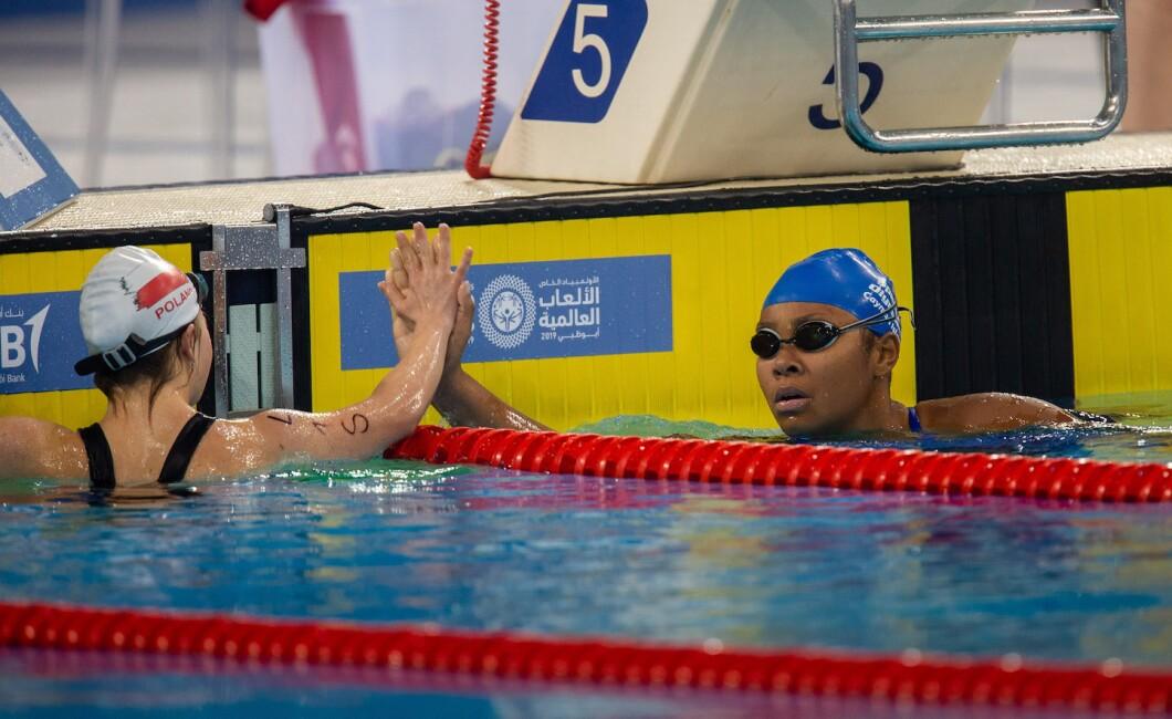 100m Individual Medley