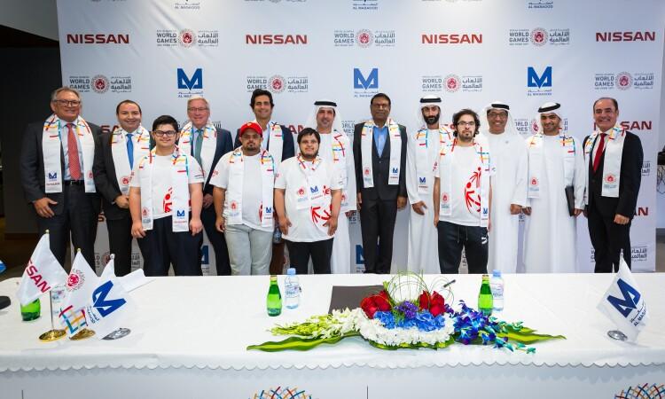 Al Masood Nissan MOU