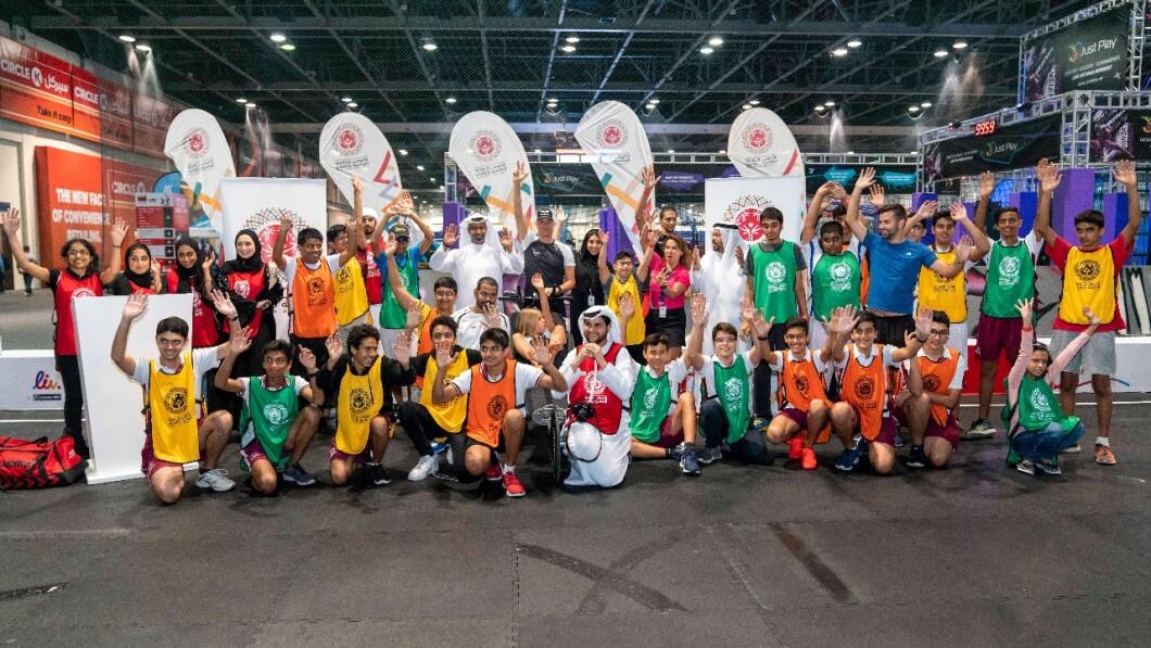 Dubai Sports World Summer Camp