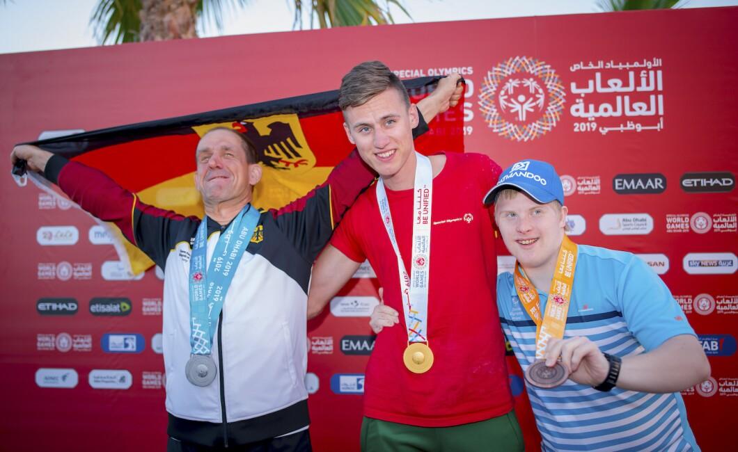 Kayaking Awarding Ceremonies